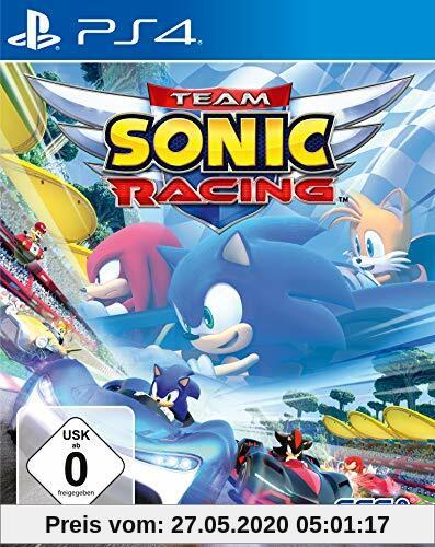 Team Sonic Racing [Playstation 4] Produktbild