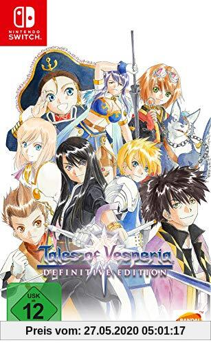 Tales of Vesperia: Definitive Edition - [Nintendo Switch] Produktbild
