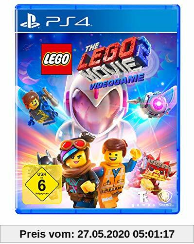 The LEGO Movie 2 Videogame [PlayStation 4] Produktbild
