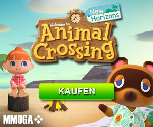 Animal Crossing bei mmoga