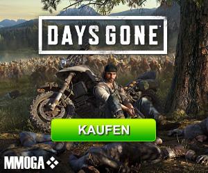 Days Gone bei mmoga