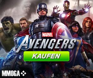 Marvel Avengers bei mmoga