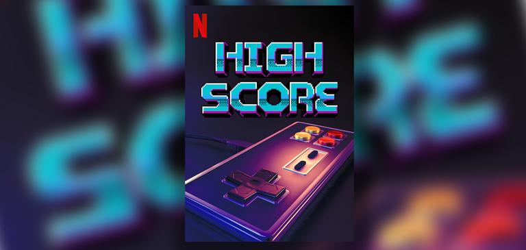 Serienempfehlung - High Score [Netflix] Beitragsbild