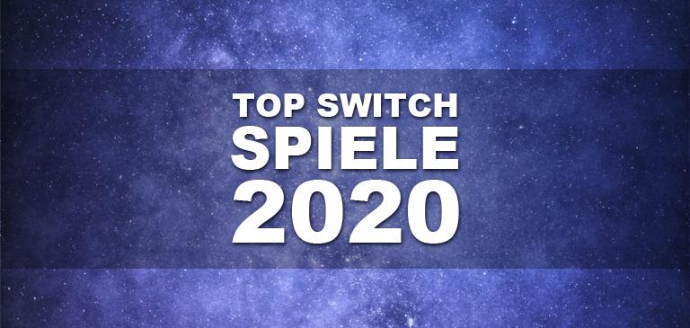 Top Switch Spiele 2020 Beitragsbild