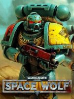 Warhammer 40.000 Space Wolf Cover