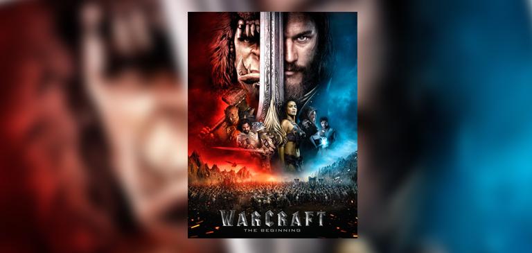 Filmempfehlung - Warcraft: The Beginning Beitragsbild