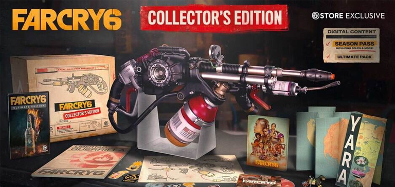 Far Cry 6 Collector's Edition - Das bietet die Sammlerausgabe Beitragsbild